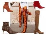 Модные сапоги и ботильоны на осень: выбрать и где купить