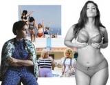 Как одеваться модно, если у тебя есть планы фигуру: советы моделей plus-size