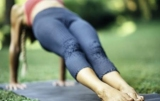 Обратная планка: одно упражнение, которое помогает сбросить лишний вес и выровнять осанку