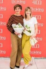 Анита Луценко и Светлана Фус представил настольная книга для женщин
