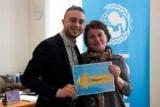 Тарас Тополя стал послом ЮНИСЕФ