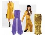 Желтый и ультрафиолет: как одеваться в основные цвета Нового года-2018