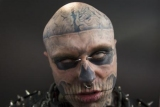 Всемирно известный манекенщик Зомби Мальчик умер