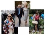 Как были самые дорогие фотографии Мелани Трамп: анализ гардероба первой леди