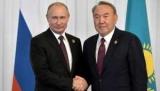 Путин назвал отношения РОССИИ и Казахстана стратегический альянс
