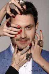 Ахтема Сейтаблаева стал лицом мужской коллекции одежды весна-лето бренд 18 человек Тан Андре Тан