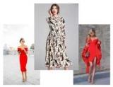 Как одеться на 8 марта: элегантные платья